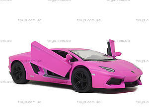 Коллекционная модель Lamborghini Matte, KT5370W, купити
