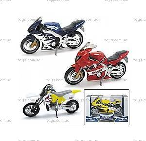 Игрушечная модель мотоцикла Power Collection-2, 10632-06-CIS