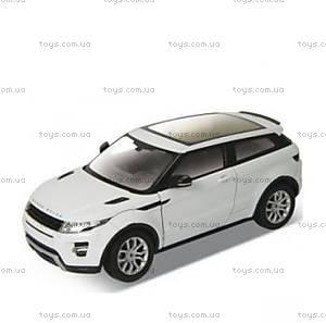 Коллекционная модель Renge Rover Evoque, 24021W, купить