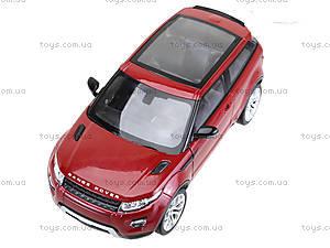 Коллекционная модель Renge Rover Evoque, 24021W, фото