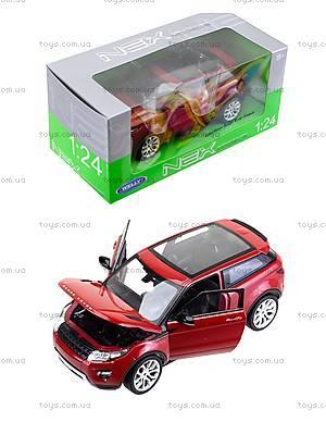 Коллекционная модель Renge Rover Evoque, 24021W