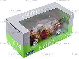 Коллекционная модель Renge Rover Evoque, 24021W, іграшки