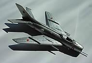 Коллекционная модель самолета «МиГ-19», МИГ-19, фото