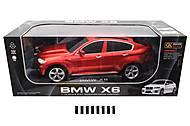 Коллекционный автомобиль BMW X6, 866-1001, отзывы