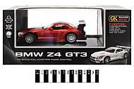 Коллекционный автомобиль BMW Z4, 866-1412В, фото