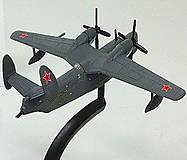 Коллекционный самолет «БЕ-6»,