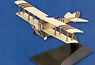 Коллекционный самолет «ЛЕБЕДЬ 12»,