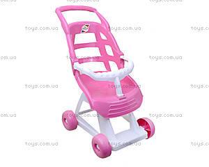 Пластиковая коляска для куклы, 147, фото