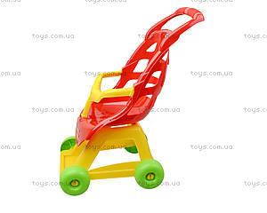 Пластиковая коляска для куклы, 147, детские игрушки