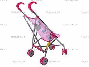 Коляска для куклы «Радуга», 9302W (HT), купить