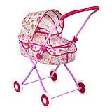Коляска для кукол «Doll Stroller: Бабочки», 8826-8-448232, отзывы