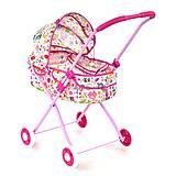 Коляска для кукол Doll Stroller «Зверята», 8826-8-448232
