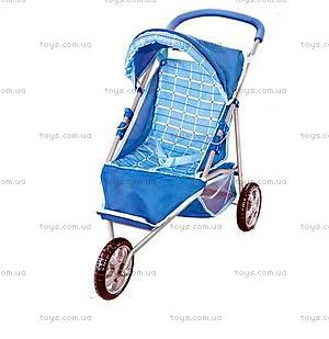 Трехколесная коляска для кукол «Трио», PZ-9092A/Fl8151