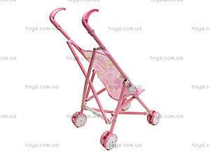 Кукольная коляска для девочек «Трость», FL6066-A, фото