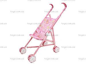 Кукольная коляска для девочек «Трость», FL6066-A, отзывы