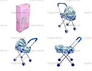 Игрушечная коляска для кукол, лежачая, FL728-A