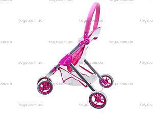 Трехколесная прогулочная коляска для кукол, FL9195, купить