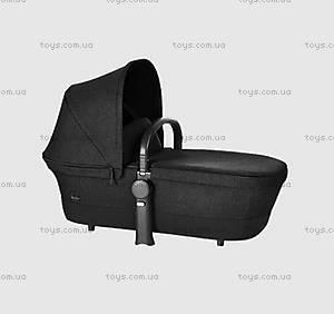 Люлька Priam Lux Seat Happy Black-black, 516211003