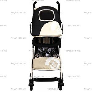 Коляска прогулочная Lucky Baby Beige, 516157 BEIGE, купить