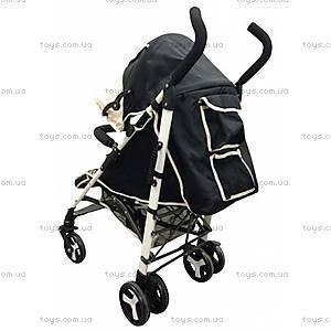 Коляска прогулочная Lucky Baby Beige, 516157 BEIGE, фото