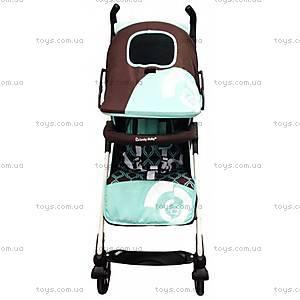 Коляска прогулочная Lucky Baby Turquoise, 516164 TURQUOISE, купить
