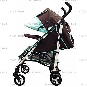 Коляска прогулочная Lucky Baby Turquoise, 516164 TURQUOISE, отзывы