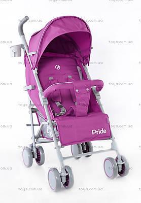 Коляска прогулочная BABYCARE Pride, цвет Purple, BC-1412 PURPLE, купить