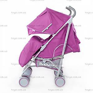 Коляска прогулочная BABYCARE Pride, цвет Purple, BC-1412 PURPLE, отзывы