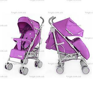 Коляска прогулочная BABYCARE Pride, цвет Purple, BC-1412 PURPLE