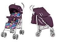 Прогулочная кроляска-трость «Baby Tilly» Purple , BT-SB-00021 Purple, опт
