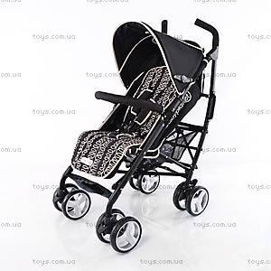 Прогулочная коляска Black Cream Pad, BP-101702-FY BLACK+CREAM