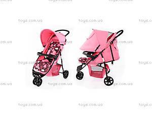 Коляска прогулочная Carrello Comfort Pink, CRL-1405 PINK