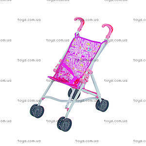 Коляска прогулочная для куклы Baby Born, 819685