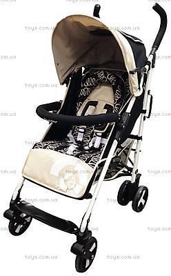 Коляска прогулочная Lucky Baby Beige, 516157 BEIGE