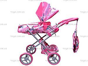 Коляска-трансформер для куклы, 9333 (HT), купить