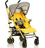 Коляска трость Babyhit Handy yellow-grey, 22739