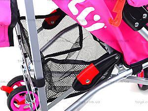 Коляска-трость детская Hot Pink, BT-SB-0001 HOT PINK, фото