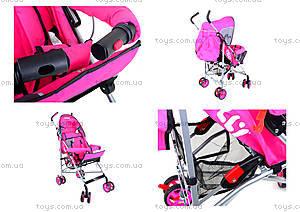 Коляска-трость детская Hot Pink, BT-SB-0001 HOT PINK