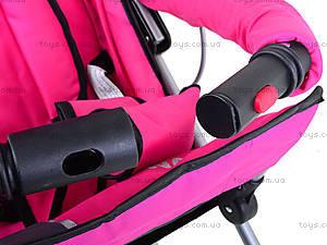 Коляска-трость детская Hot Pink, BT-SB-0001 HOT PINK, детские игрушки