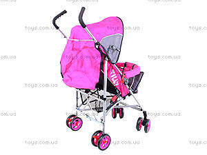 Коляска-трость детская Hot Pink, BT-SB-0001 HOT PINK, іграшки
