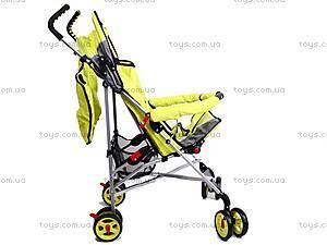 Коляска-трость детская Lemon, BT-SB-0001 LEMON, игрушки