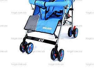 Коляска-трость детская Light Blue, BT-SB-0001 LI, купить