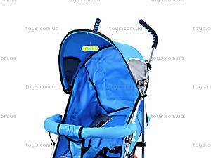 Коляска-трость детская Light Blue, BT-SB-0001 LI, фото
