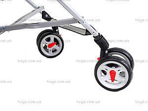 Коляска-трость детская Light Gray, BT-SB-0001 LIGHT GREY, toys