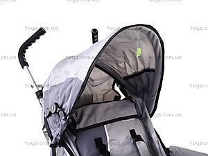 Коляска-трость детская Light Gray, BT-SB-0001 LIGHT GREY, детский