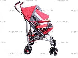 Коляска-трость детская Red, BT-SB-0001 RE, купить