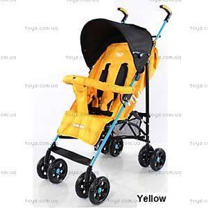 Коляска-трость Tilly Smart «Yellow», BT-SB-0007 YELLOW