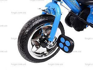 Колясочный трехколесный велосипед Profi Trike, M0449-1, отзывы