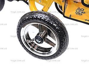 Колясочный велосипед Lexus EVA Foam, M0448-4, отзывы