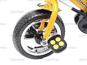 Колясочный велосипед Lexus EVA Foam, M0448-4, игрушки